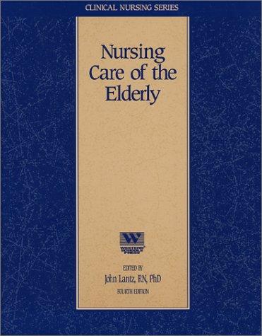 Nursing Nurse b like of the Elderly (Nursing CEU Course)