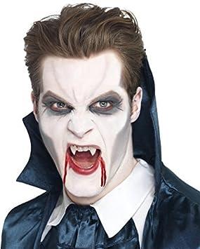 Adulto Vampiro Maquillaje Pintura Facial Kit De Disfraz De ...