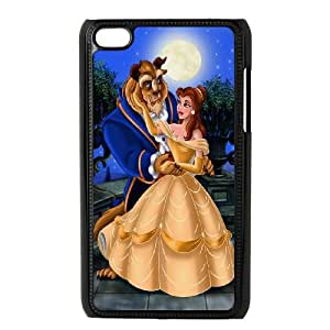 Disneys Beauty and the Beast iPod Touch 4 Case Black JU0993164