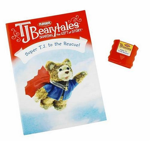 Hasbro Playskool T.J. Bearytales - Super T.J. to The Rescue