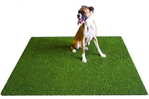 Sphere Turf Premium Dog Kennel Grass Mat 5×5