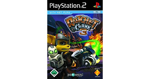 Sony Ratchet & Clank 3, PS2 PlayStation 2 vídeo - Juego (PS2 ...