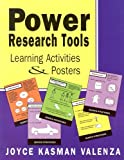 img - for Power Research Tools: Learning Activities & Posters book / textbook / text book