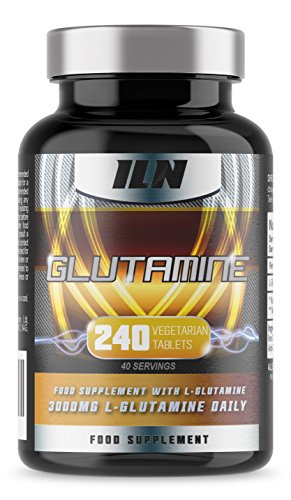 Glutamine Xtreme | L-Glutamine 500mg x 240 Tablets | Highest Quality...