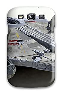 linfenglinGalaxy Cover Case - Star Wars Protective Case Compatibel With Galaxy S3