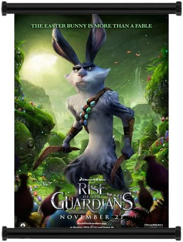 Amazon Com Rise Of The Guardians 2012 Movie Fabric Wall Scroll Poster 31 X 48 Inches Prints Posters Prints