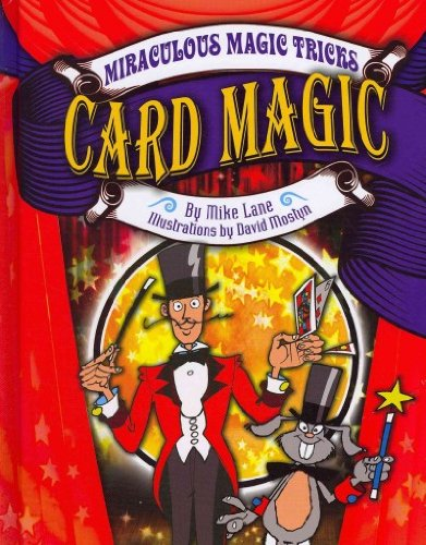 Card Magic (Miraculous Magic Tricks) by Windmill Books