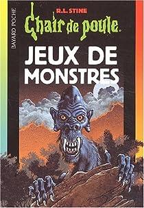 Chair De Poule Tome 36 Jeux De Monstres Babelio