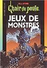 Chair de poule, tome 36 : Jeux de monstres par Robert Lawrence Stine
