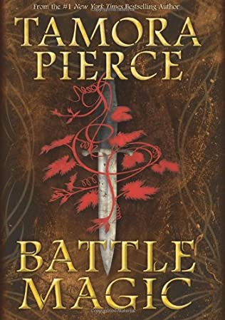 book cover of Battle Magic