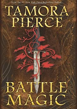 Battle Magic 0439842972 Book Cover