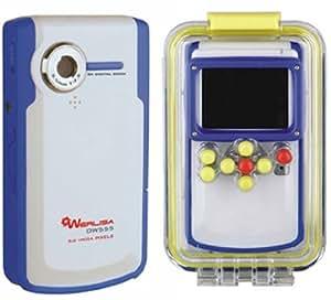 Werlisa DW-555 - Videocámara Memoria Flash Integrada