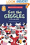 #10: Scholastic Reader Level 1: Get the Giggles: A First Joke Book