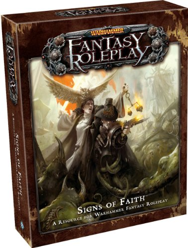 Warhammer Fantasy Roleplay: Signs of Faith