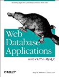 Web Database Applications with PHP and MySQL, Williams, Hugh E. and Lane, David, 0596000413