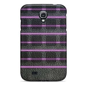 Excellent Design Grey Violetzoooom Phone Case For Galaxy S4 Premium Tpu Case