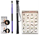Bodyblade Fit & Flow Kit with 2 DVDs, Wall Chart & Carrying Bag