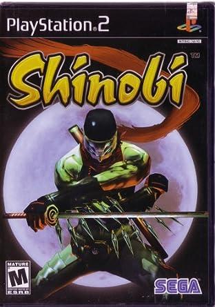 Amazon.com: Shinobi: Video Games