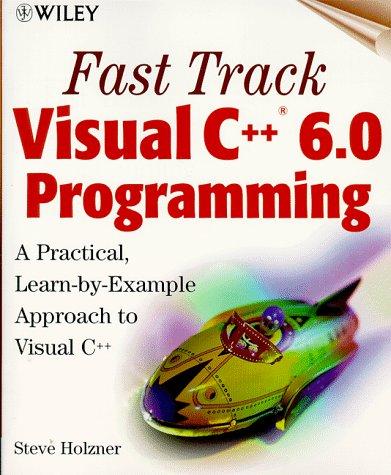 Download Fast Track Visual C++(r) 6 0 Programming book pdf