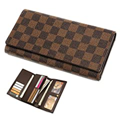Specifications: Size Chart reference: 7.87*0.98*4.33 inch Material: durable pu leather  Package Include: 1*wallet