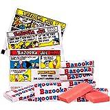 Bazooka Individually Wrapped Bubble Gum, Original
