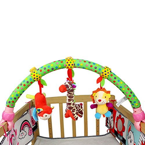 Take Along Arch Pram Toy - 8
