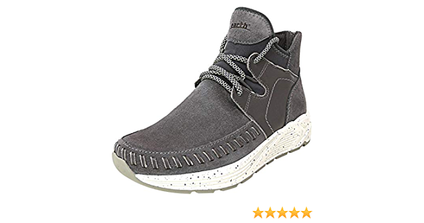 Earth Womens Jaunt Charcoal Grey Boot