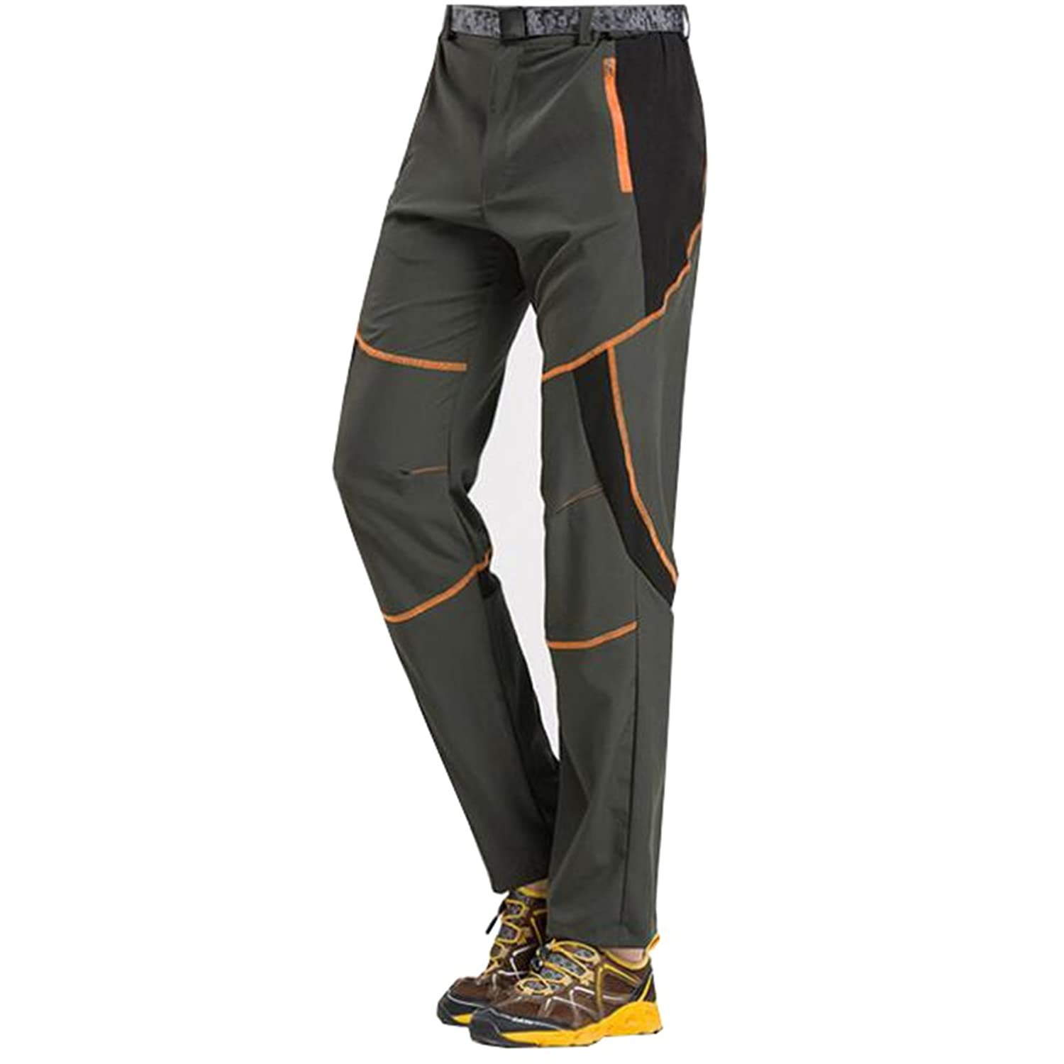 84835082fe887 outlet Kayla qin Mens Womens Quick Dry Pants Waterproof Lightweight Cargo  Hiking Sports Outdoors Long