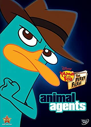 Phineas and Ferb: The Perry files – Animal agents [Latino]