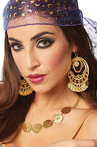 Gypsy Jewelry Costume Accessory]()