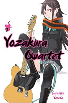 Book Yozakura Quartet: Volume 1