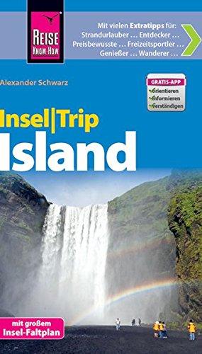 Reise Know-How InselTrip Island: Reiseführer mit Insel-Faltplan und kostenloser Web-App