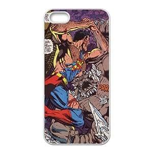 iPhone 5 5s Cell Phone Case White Marvel comic moht