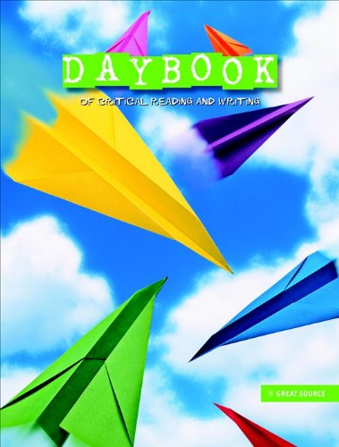 Daybook of Critical Reading and Writing: Grade 3