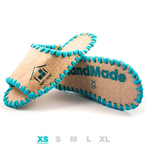 Minty Home Slippers For Women - House Slippers - House Shoes - Ladies Slippers - Bedroom Slippers - Wide Slippers - - Ladies Best