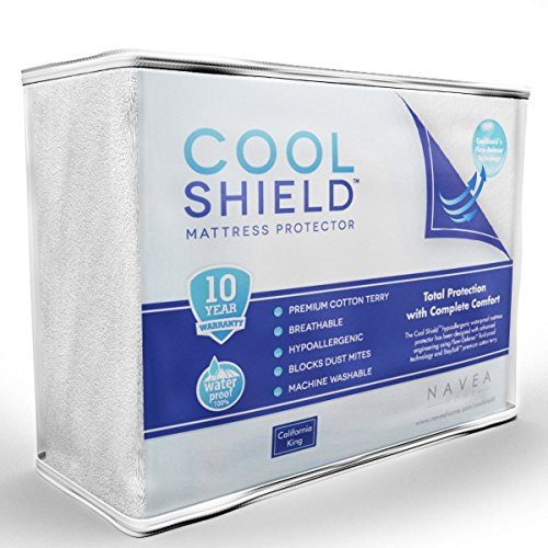 Cool Shield Waterproof Mattress Protector product image