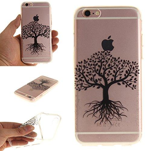 "MOONCASE iPhone 6 / 6S Hülle Case,Slim Handyhülle Schutzhülle Rutschfestem TPU Soft Backcover Bumper Case für iPhone 6S / iPhone 6 (4.7 "") TX29"