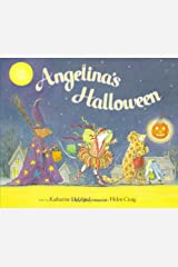 Angelina's Halloween Hardcover