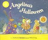 Angelina's Halloween, Katharine Holabird, 1584856599