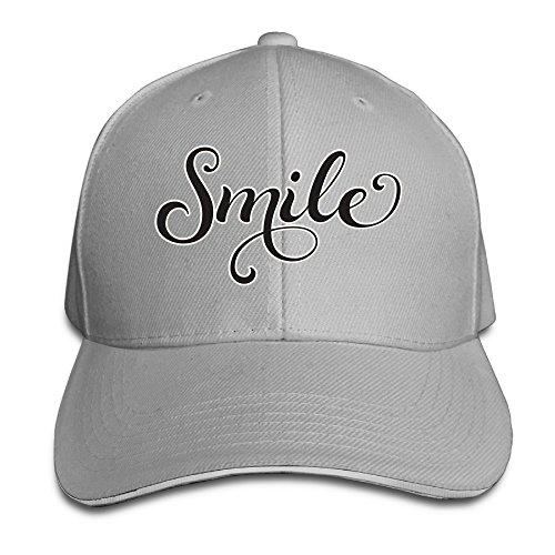 ikon-smile-sandwich-flex-fit-hat-uv-protect-chapeau-ash