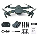 Cinhent Quadcopter, L800 2.4G HD Camera WIFI FPV Selfie 6 Axis RC RTF Drone, 10.63 x 7.68 x 1.97'', Radio Control Helicopter 4 Channels Toys With Foldable Arms for Kids Adults Outdoor Gifts