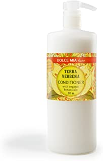 product image for Dolce Mia Terra Verbena Luxe Conditioner With Organic Botanicals 32 oz. Refill