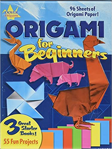 Origami Fun Kit For Beginners Dover Fun Kits John Montroll
