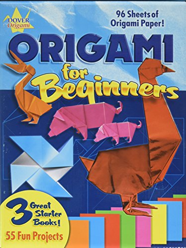 Origami Fun Kit for