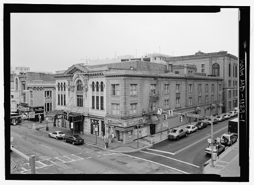 Photo: Gayety Theatre,405 East Baltimore Street,Baltimore,Independent City,MD (Party City Baltimore Md)