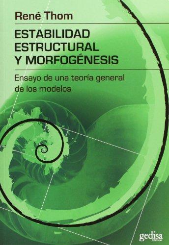 Descargar Libro Estabilidad Estructural Y Morfogénesis René Thom