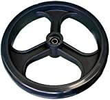 Replacement Wheels for the Duet Transport/Rollator All in One Chair Wheel Type: Front Wheel