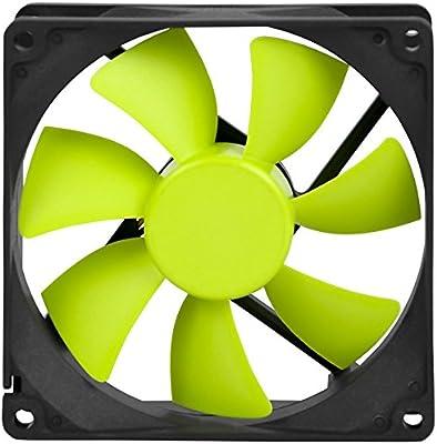 Coolink SWiF2-921 Carcasa del Ordenador Ventilador - Ventilador de PC (Carcasa del Ordenador, Ventilador, 9,2 cm, 1,08 W, 0,09 A, 92 x 92 x 25 mm): Amazon.es: Informática