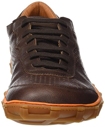 Derby Brown Memphis Uomo Art Scarpe 1008 Basse Marrone Stringate Melbourne qBqR4xaT