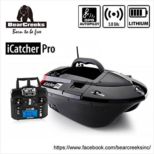 Icather Pro Köderboot